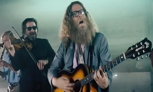 Ben Caplan - Birds with Broken Wings (Directed by John Rosborough)
