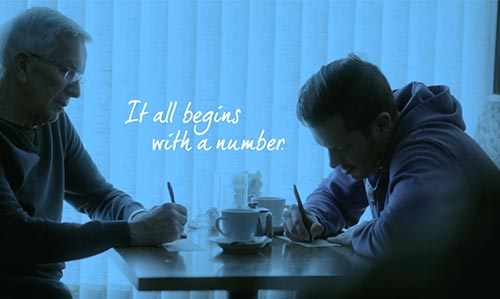 ALC - Behind The Numbers - Mike (Directed by Tamir Moscovici of Spy Films)