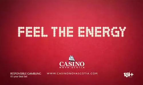 Casino Nova Scotia - Feel the Energy (Directed by: John Rosborough)