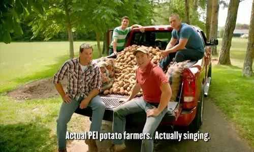 Cavendish Farms - PEI Potatoes (Directed by: Mark Mainguy)