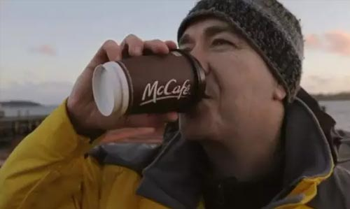 McDonald's - Free Coffee (Directed by: Henry Lu)